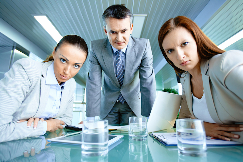 Business English Employee Management